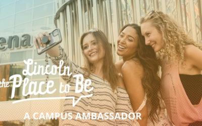 Place to Be, Campus Ambassador Program